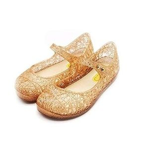 Other - Crystal Plastic Children's Princess Shoes
